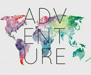 adventure, edit, and travel image