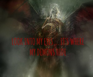 bands, demons, and life image