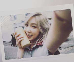 snsd, taeyeon, and girls generation image
