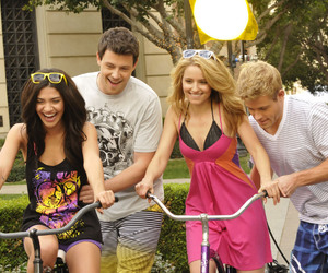 90210, glee, and gossip girl image