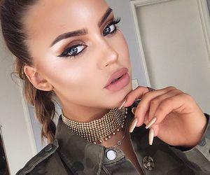 fashion, makeup, and beauty image