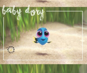 finding dory and baby dory image