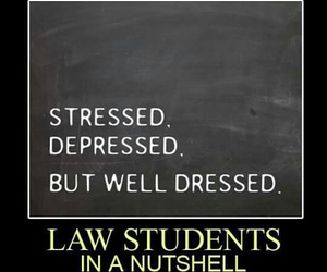 Law, school, and student image
