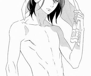 manga, manga boy, and kibikino sensei image