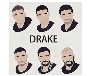 bored, Drake, and evolution image