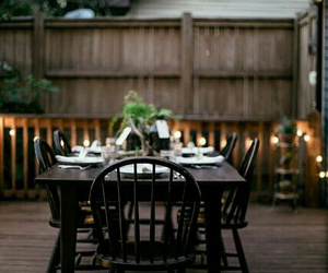 decor, outdoor, and patio image