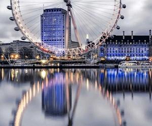 city, london, and beautiful image