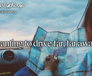 just girly things and travel image