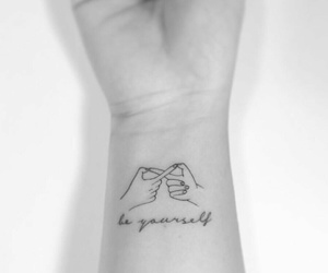 simple and tatoos image