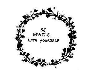 quotes and gentle image