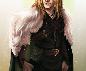 tog, throne of glass, and aedion ashryver image