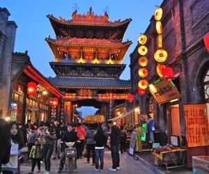 china, city, and pekin image