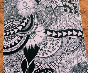 arrows, art, and doodle image