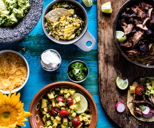 corn, French Fries, and mexican food image
