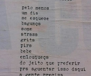 brasil, quotes, and texto image