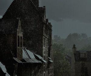 scotland, edinburgh, and night image