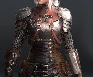 fantasy, books, and warrior image