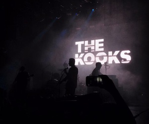 band, grunge, and the kooks image
