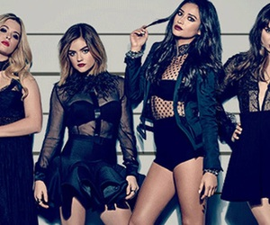 pretty little liars, emily, and series image