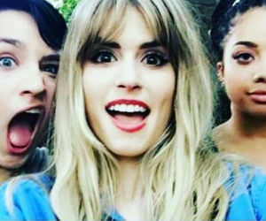 scream, carlson young, and zoe williams image