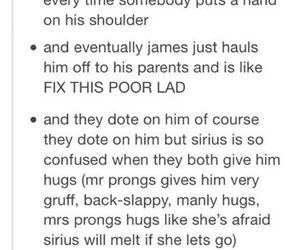 harry potter, sirius, and regulus image