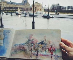 art, city, and indie image