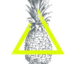 background and pineapple image