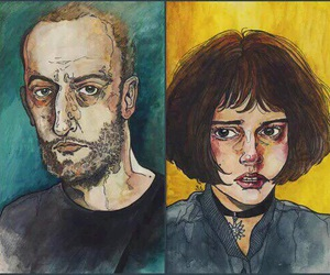 leon, art, and leon the professional image