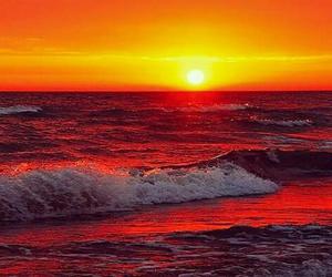 beach, beautiful, and latvia image