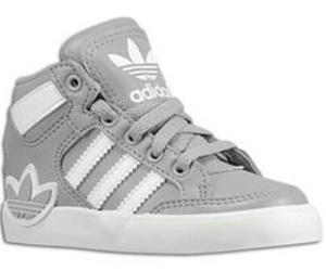 adidas, high tops, and gray image