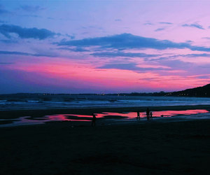 beach, indie, and landscape image