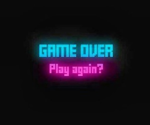 cool, games, and game over image