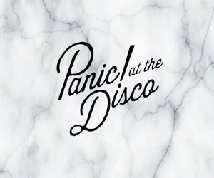 panic! at the disco, wallpaper, and brendon urie image
