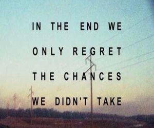 chance, quote, and end image