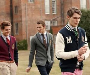 boy, preppy, and men image