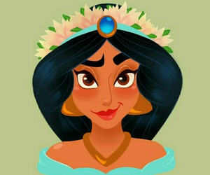 disney, princess, and jasmine image
