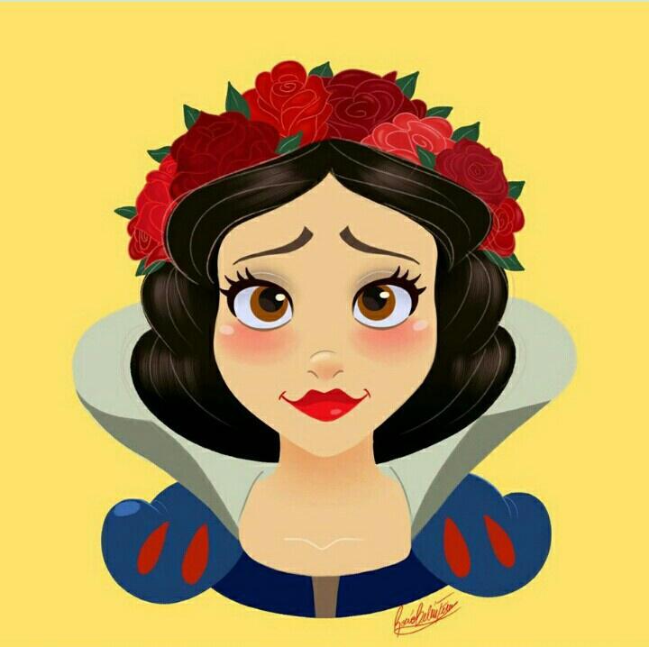 princess, disney, and snow white image