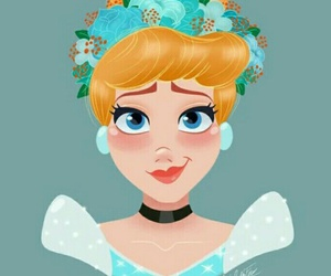 disney, cinderella, and princess image