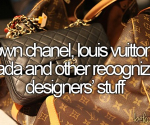 bucket list, before i die, and chanel image