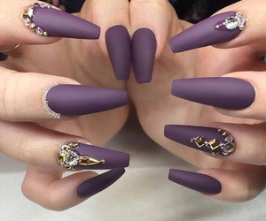 fashion, nail art, and nail fashion image