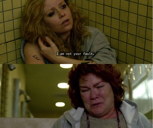 red, nichols, and orange is the new black image