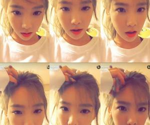 kim taeyeon image