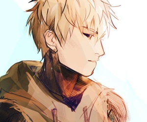genos and one punch man image