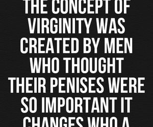 quote and virginity image
