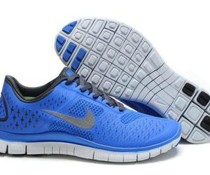 nike free 4.0 and womens running shoes image