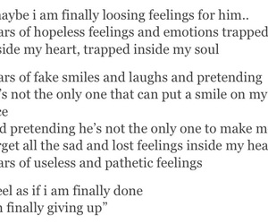 alone, broken, and emotions image