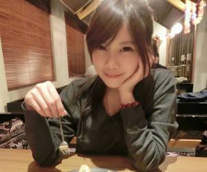asian, cute, and girl image