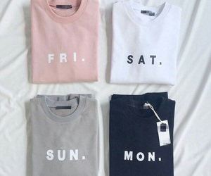 fashion, pink, and friday image