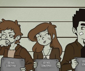 fan arts, mistery twins, and paranorman image