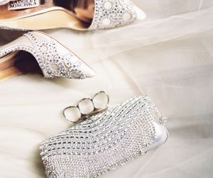 accessory, beautiful, and bridal image